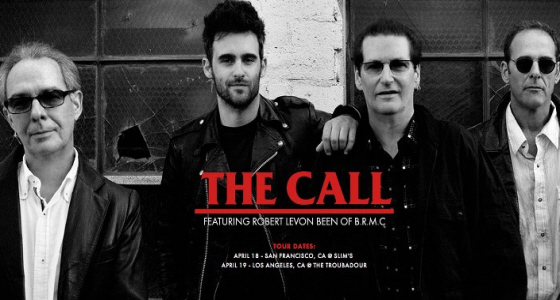The CALL featuring Black Rebel Motorcycle Clubs Robert Been