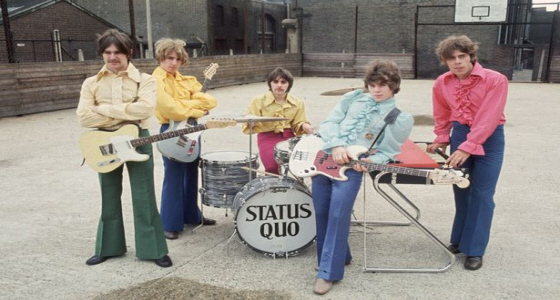 Early Status Quo 1.