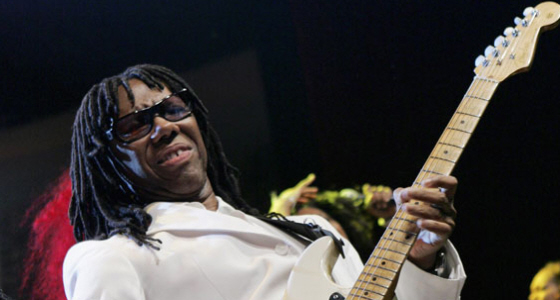 Nile Rodgers The Chic Organization 1