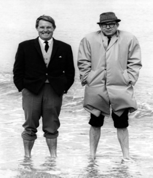 Eric Morecambe and Ernie Wise 3