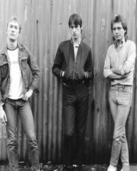 /The Jam Paul Weller Bruce Foxton Rick Buckler 53.
