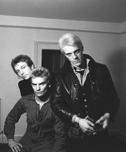 The Police - 1977 - Sting - Copeland -Summers.