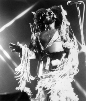 /George Clinton.
