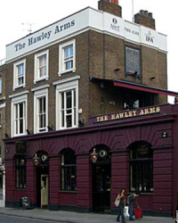 /The Hawley Arms Camden.