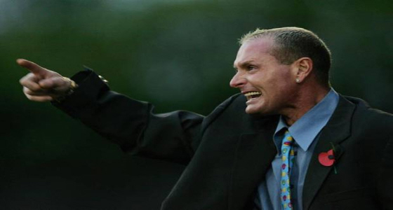 Paul Gascoigne - Kettering Town - 35 days.