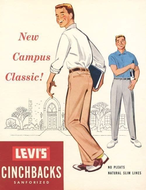 The Khaki Experiment and The Chino Cinch levis