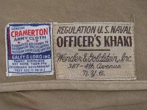 The Khaki Experiment and The Chino Cinch. 3