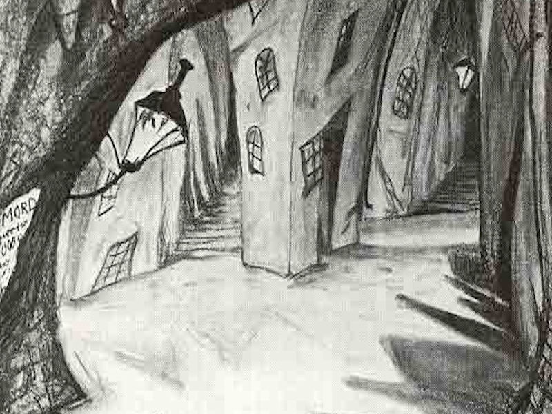 homeless the cabinet of dr caligari