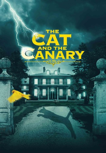 the cat and the canary 2020 poster