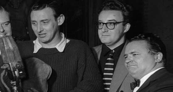 Harry Secombe Peter Sellers.