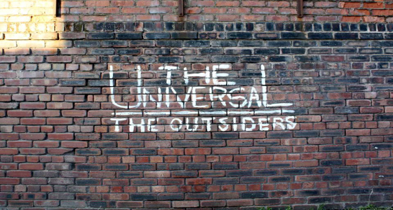 THE OUTSIDERS The Universal.j