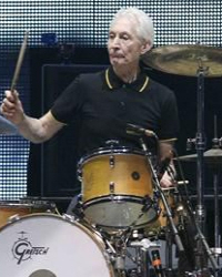 /The Rolling Stones Charlie Watts 1.