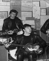 Pete Best The Beatles Sedazzari ZANI 18.