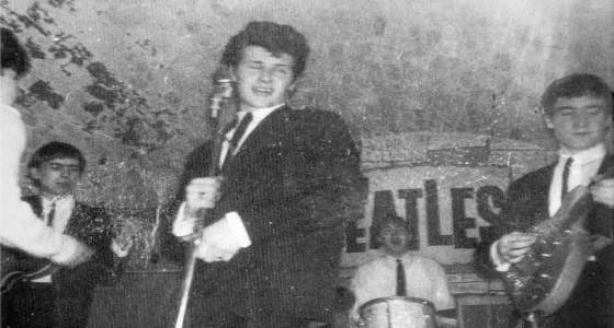 Pete Best The Beatles Sedazzari ZANI 9