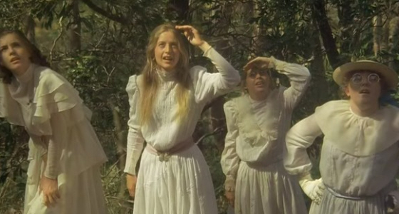 Picnic On Hanging Rock 1