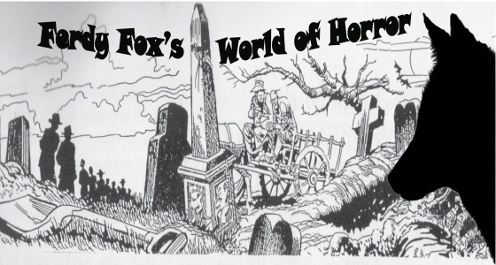 Ferdy Fox World of Horror