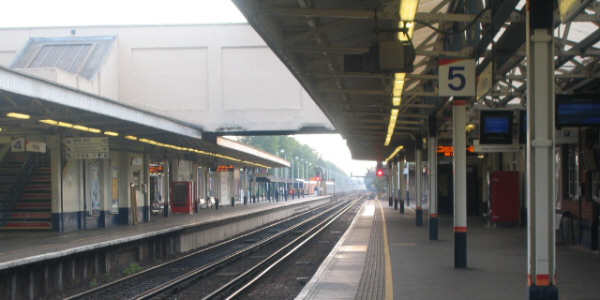 rick buckler zani Woking Station