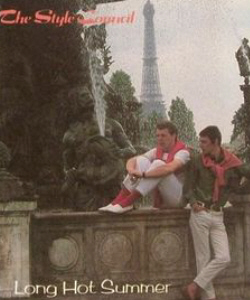 the style council paris match Paul Weller Steve White Mick Talbot