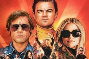 Once Upon A Time In... Hollywood (****)