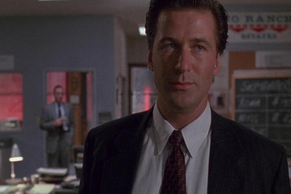 Glengarry Glen Ross - Alec Baldwin's speech.