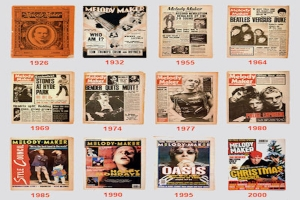 Music Press - A Brief History of The Melody Maker (1926-2000)
