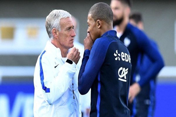Are Didier Deschamps' Men About to Conquer the World