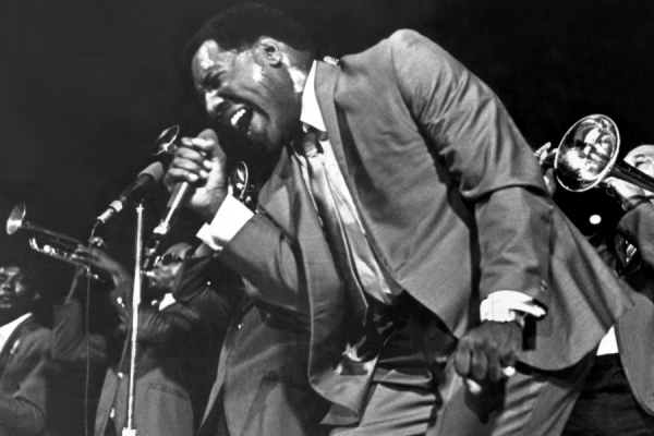 Otis Ray Redding, Jr (1941 - 1967)