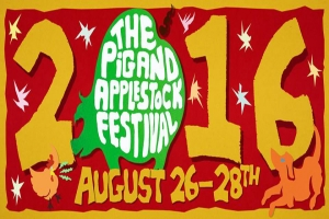 Roy and the Devil's Motorcycle headline The Pig and Applestock Festival
