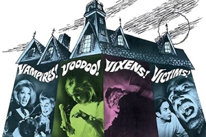 Amicus Horror Classic Anthologies - A Brief Discussion with a Review of The House That Dripped Blood and Asylum