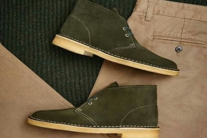 From The Bazaar – The Desert Boot