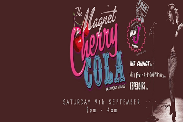 Cherry Cola - A Chat with the Founder of London's Most Infamous Rock 'n' Roll Club Night