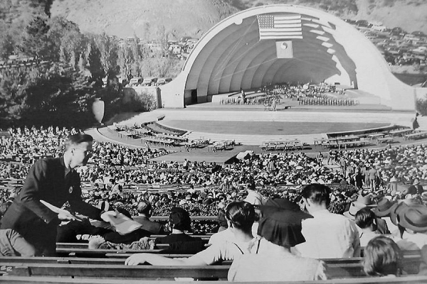 A Brief History of the Hollywood Bowl on ZANI