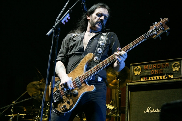 Ian (Lemmy) Kilmister (1945 – 2015) Remembered