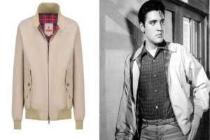 The Harrington Jacket, and The Roll Call Of The Cool