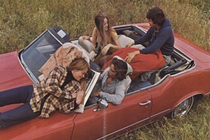 Joyride - Classic Road Movie about Troublesome Teenagers from  1977