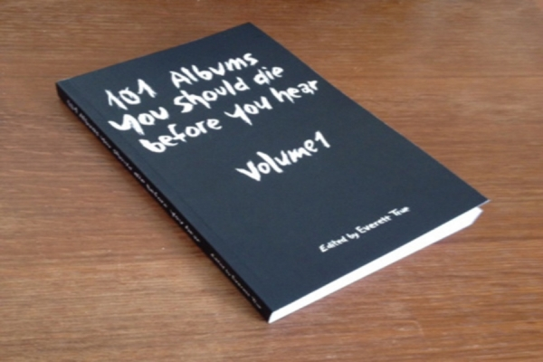 101 Albums you should die before you hear Volume 1 – Book Review