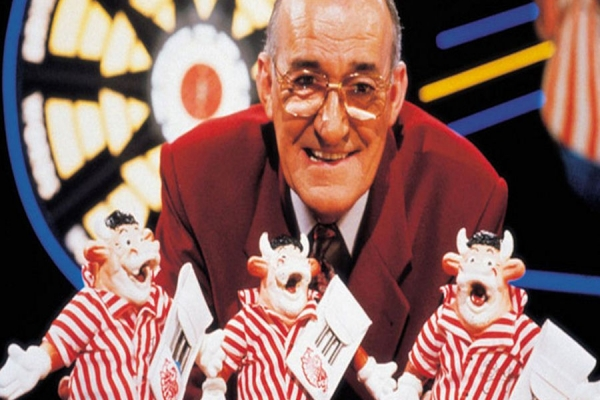 ZANI's Video of The Week - Jim Bowen Talks About An Unaired Bullseye Episode.