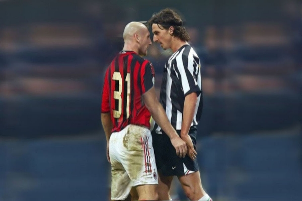 ZANI's Video of The Week - Zlatan VS Jaap Stam - Wild Moments