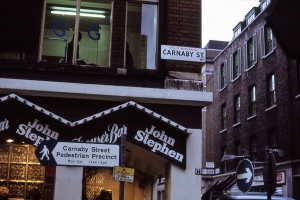 After the Mods: Carnaby Street Today