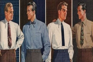 Silk Blades -And A Short Sharp History Of The Neck Tie