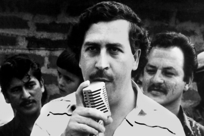The Man from Basingstoke Who Tried to Kill Escobar, Twice