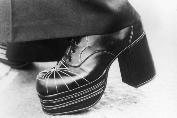 A Brief History of the Platform Shoe