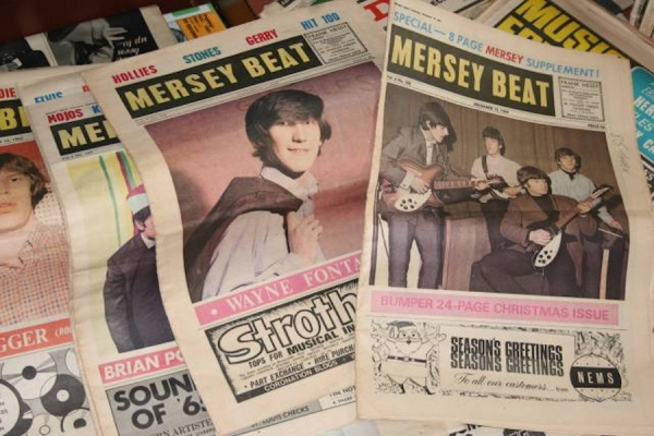 Music Press: The Mersey Beat (1960 - 1964)