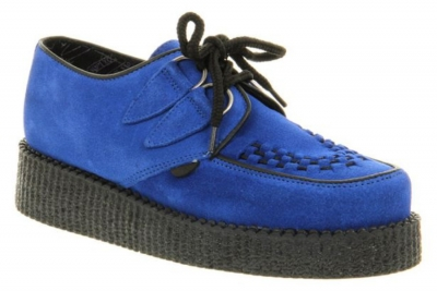 The Complete History of Blue Suede Shoes