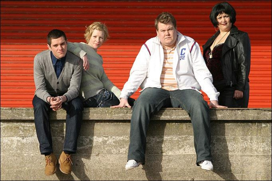 """It's Not Barry's Island!"" Gavin and Stacey and Great British Blokedom Part 1 of 2"