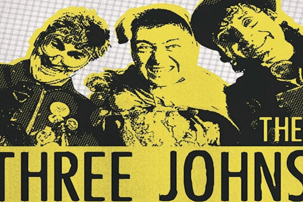 The Three Johns – Live Review-The Continental, Preston- Saturday 4th February 2017