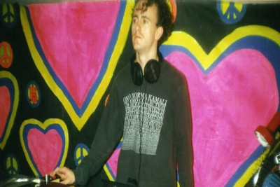 When Positive Energy of Madness met Danny Rampling November 1989