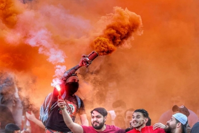 Al Ansar v Al Nejmeh...When Two Tribes Go To War