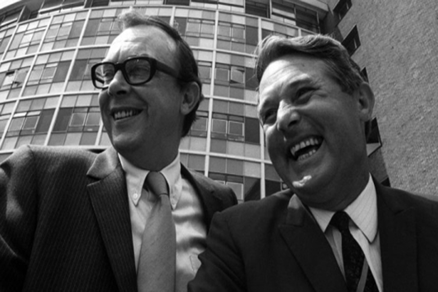 The Legendary Eric Morecambe and Ernie Wise Part One of Two