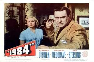 1984 full film in colour. George Orwell 1956